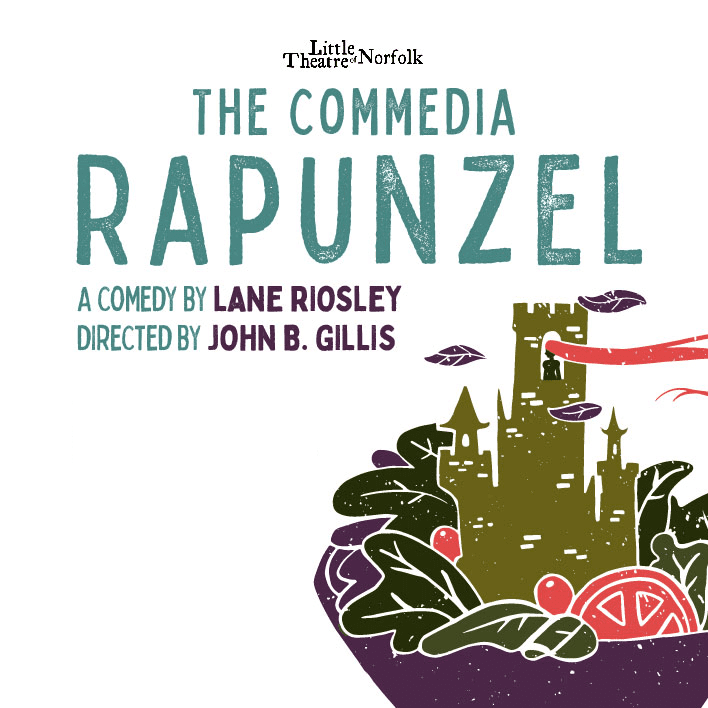 The Commedia Rapunzel (Touring Troupe)