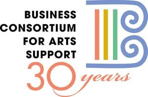 Business Consortium for the Arts Support 30 Years